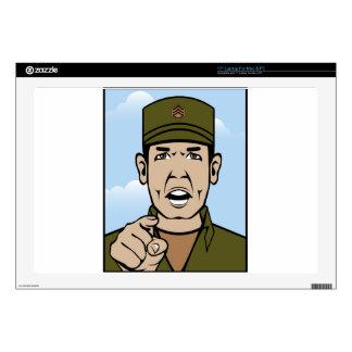 Drill Stg Duty vector Skin For Laptop