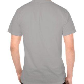 Drill T-Shirt Uncle Sam - back shirt