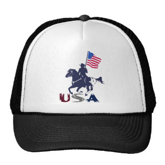 Drill Team USA Appaloosa Trucker Hat