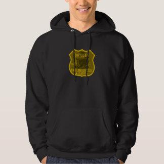 Driller Caffeine Addiction League Hooded Pullovers