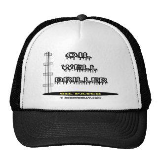 Driller,Oil Field Driller,Oil Rigs,Oil,Gas, Trucker Hat