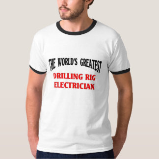 Drilling Rig Electrician T-Shirt