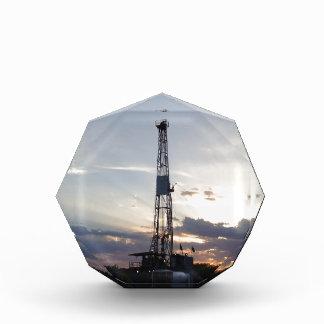 Drilling Rig Sunset Award