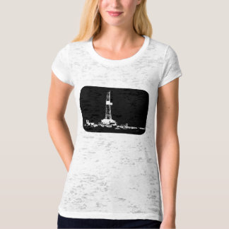 Drilling Rig T-Shirt