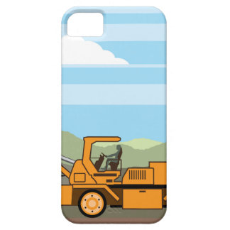 Drilling Rig Tractor Vehicle Machinery iPhone SE/5/5s Case