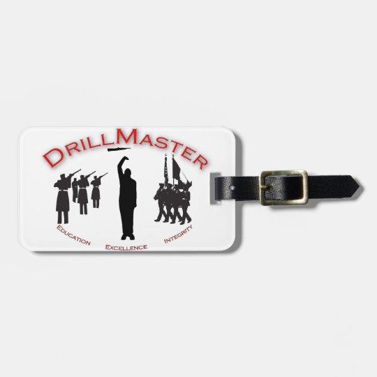 DrillMaster and WDA Luggage Tag