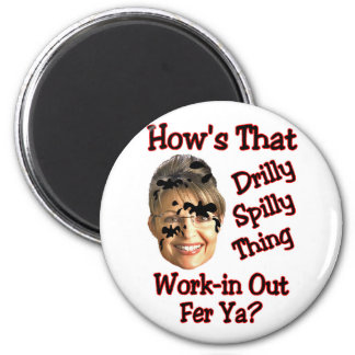 drilly spilly thing 2 inch round magnet
