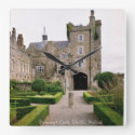 Drimnagh Castle wall clock.