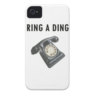 dring has ding iPhone 4 case