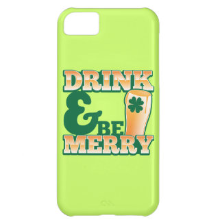 Drink and Be MERRY! from The Beer Shop Cover For iPhone 5C