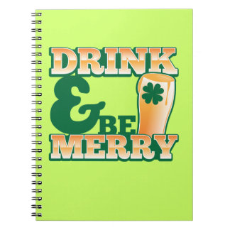 Drink and Be MERRY! from The Beer Shop Journals