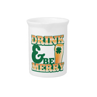 Drink and Be MERRY! from The Beer Shop Pitcher