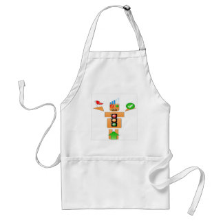 Drink and Drive Internet Traffice Adult Apron