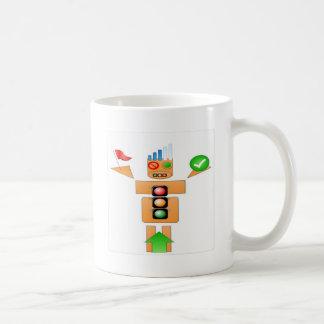 Drink and Drive Internet Traffice Coffee Mugs