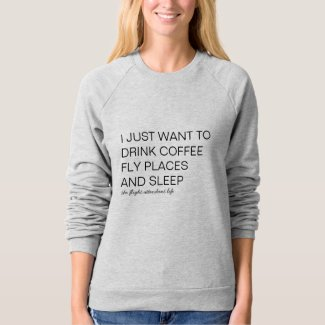 Drink And Fly Women's T-shirt