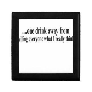 drink away gift box