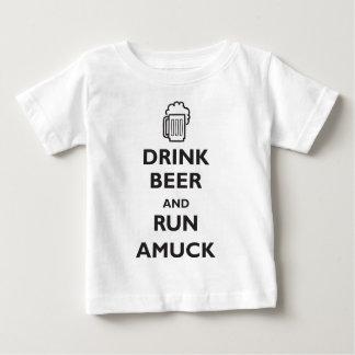 babies run amok