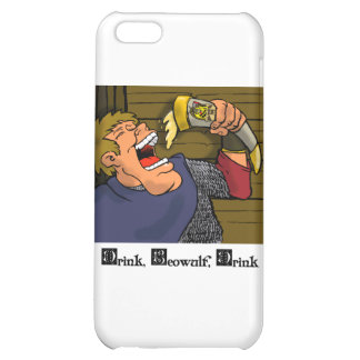 Drink, Beowulf, Drink iPhone 5C Cases