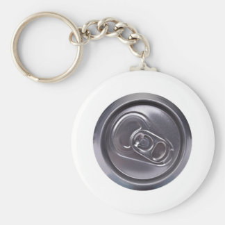 drink can - top side keychain