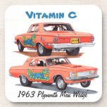 Drink Coaster - Vitamin C
