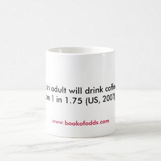 Drink Coffee in a Day Coffee Mug