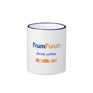 Drink coffee. Not Kool-Aid. Ringer Mug