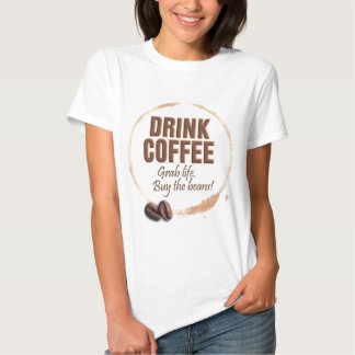 Drink Coffee (style 1) T Shirt