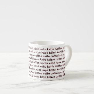 drink coffee text espresso cup