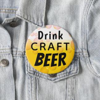 Drink Craft Beer Button