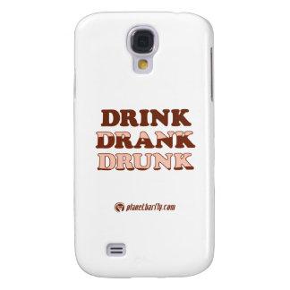 Drink Drank Drunk Galaxy S4 Case
