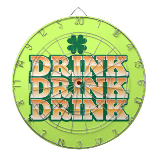 DRINK DRINK DRINK  from The Beer Shop Dart Boards