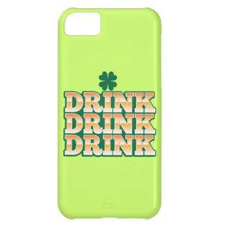 DRINK DRINK DRINK  from The Beer Shop iPhone 5C Case