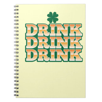DRINK DRINK DRINK  from The Beer Shop Notebook