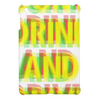 Drink & drive iPad mini case
