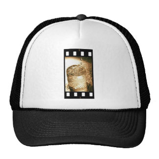 Drink film reel cap