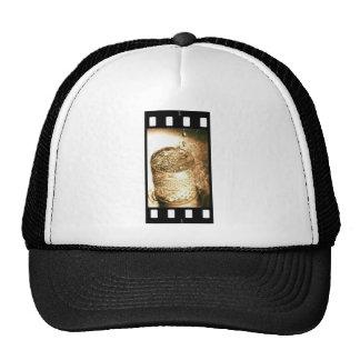 Drink film reel trucker hat