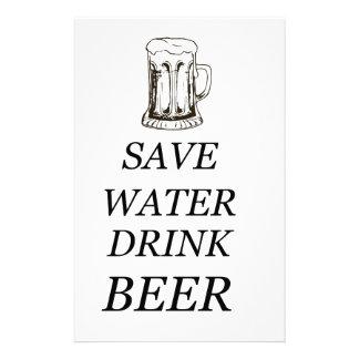 Drink Food Beer Stationery