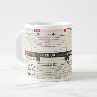 Drink from the fountain of genius Mug Extra Large Mug