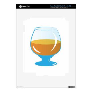Drink Glass iPad 3 Skins