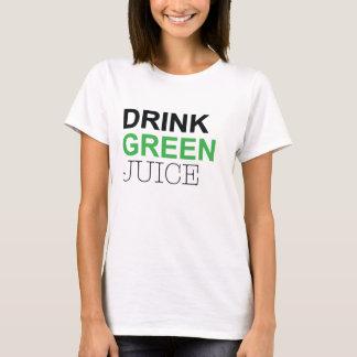 Drink Green Juice T-Shirt