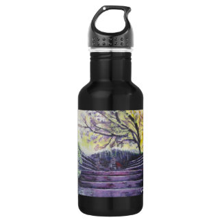 Drink Happy Stainless Steel Water Bottle