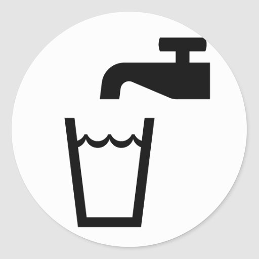 drink icon stickers