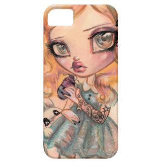 Drink Me - Alice in Wonderland by Natasha Wescoat iPhone SE/5/5s Case