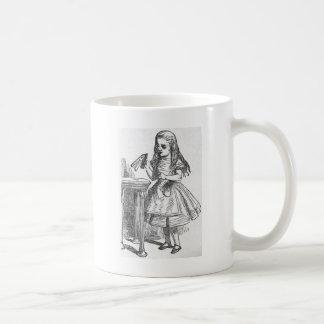Drink Me, Alice in Wonderland Coffee Mug