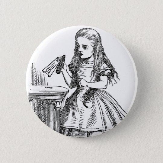 Drink Me (Alice in Wonderland) Pinback Button