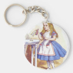 Drink Me, Alice! Key Chains