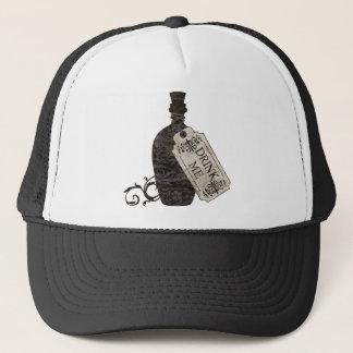Drink Me Bottle Trucker Hat