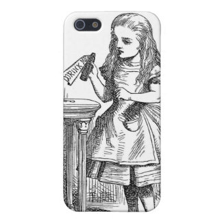 """""""Drink Me"""" Covers For iPhone 5"""