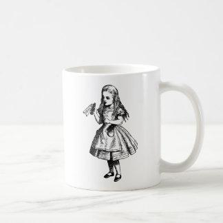 Drink Me Inked Black Coffee Mug