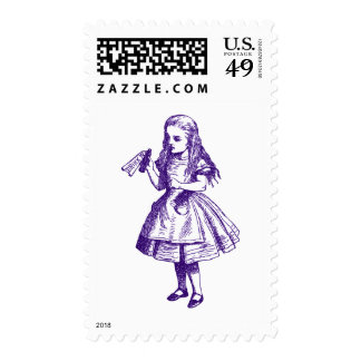 Drink Me Inked Purple Stamps